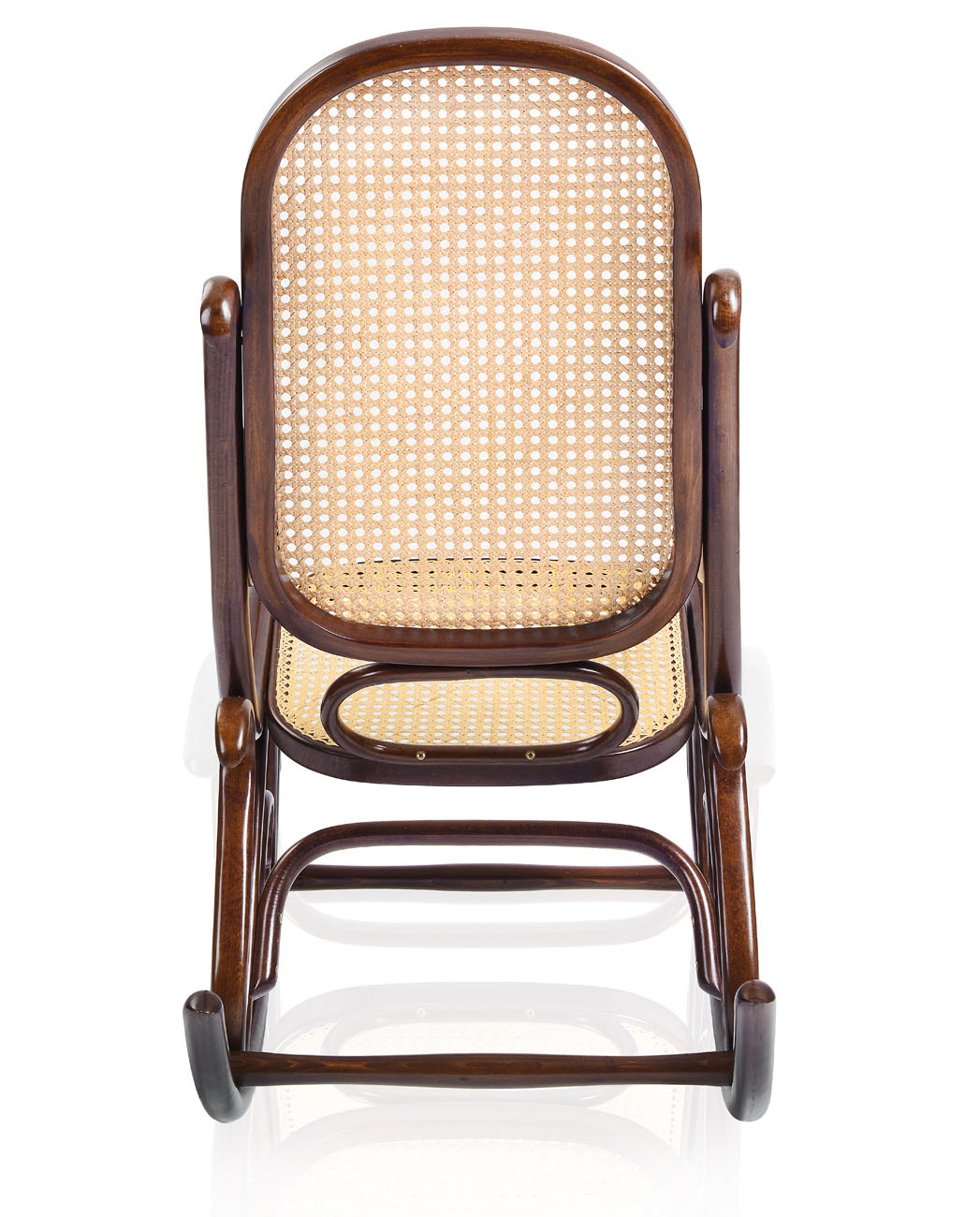 Schaukelstuhl gebr der thonet vienna for Rocking chair schaukelstuhl