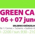 Cirque&GTV @GREEN CALL 2015