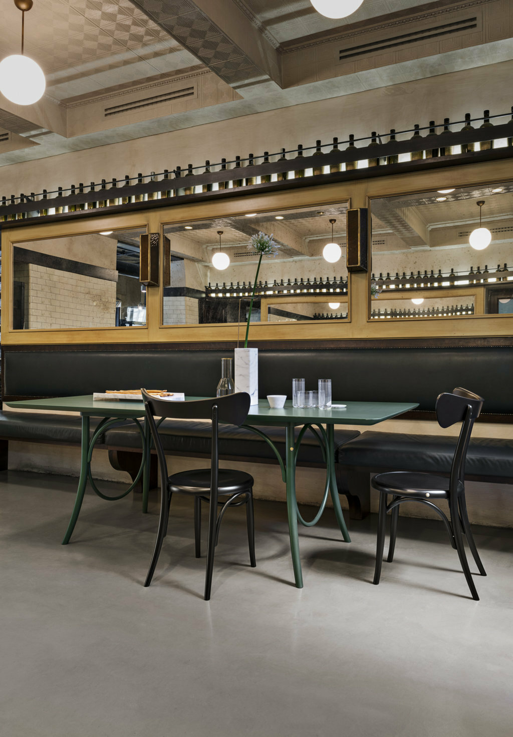Ring Dining Table Gebruder Thonet Vienna