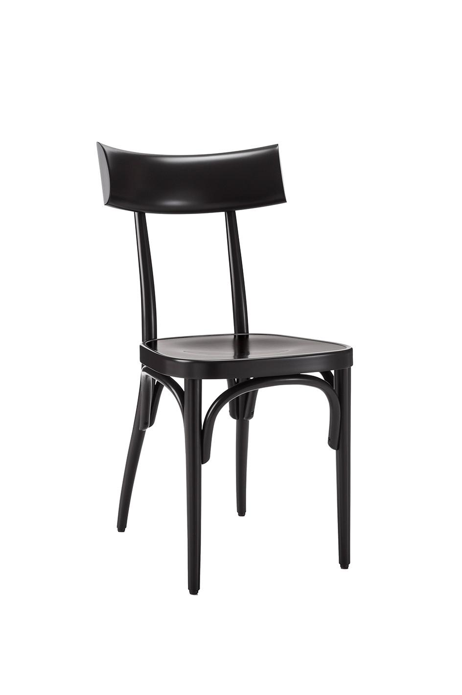 Czech chair gebr der thonet vienna for Thonet stuhl design analyse