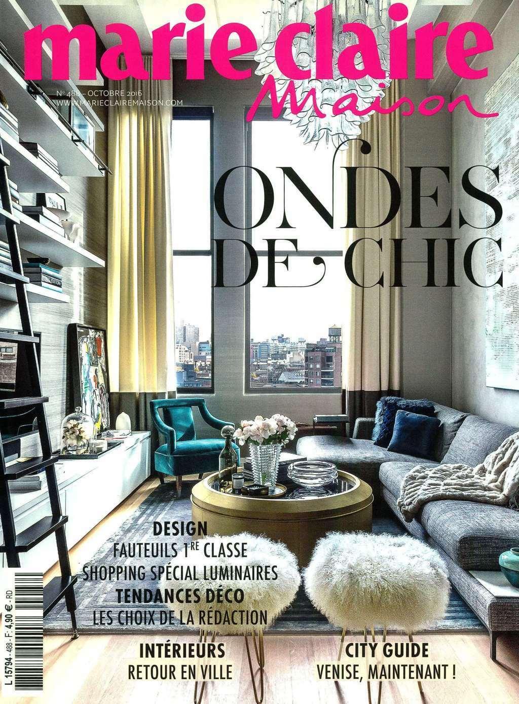 marie claire maison gebr der thonet vienna. Black Bedroom Furniture Sets. Home Design Ideas
