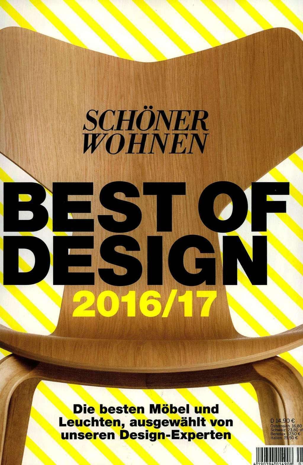 Schoner wohnen best of design gebr der thonet vienna for Schoner wohnen sofakissen
