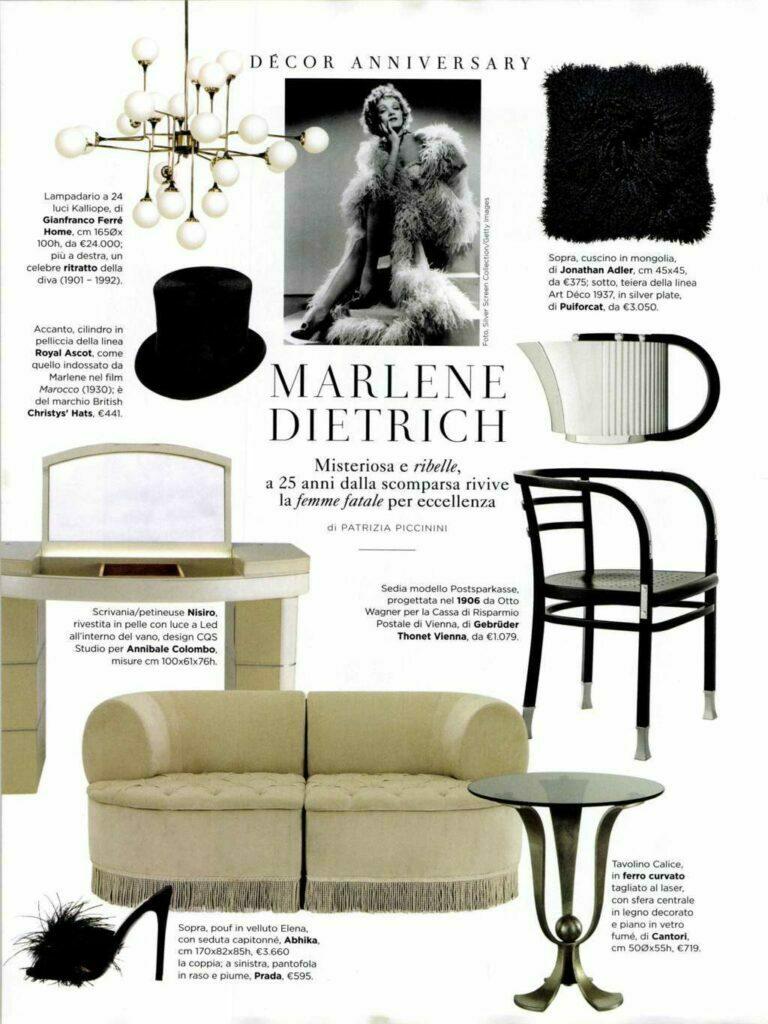 Populaire Marie Claire Maison – Gebrüder Thonet Vienna FW77