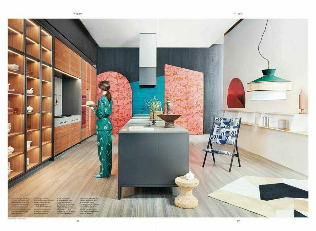Urban living kitchen von lisa melvin design homify
