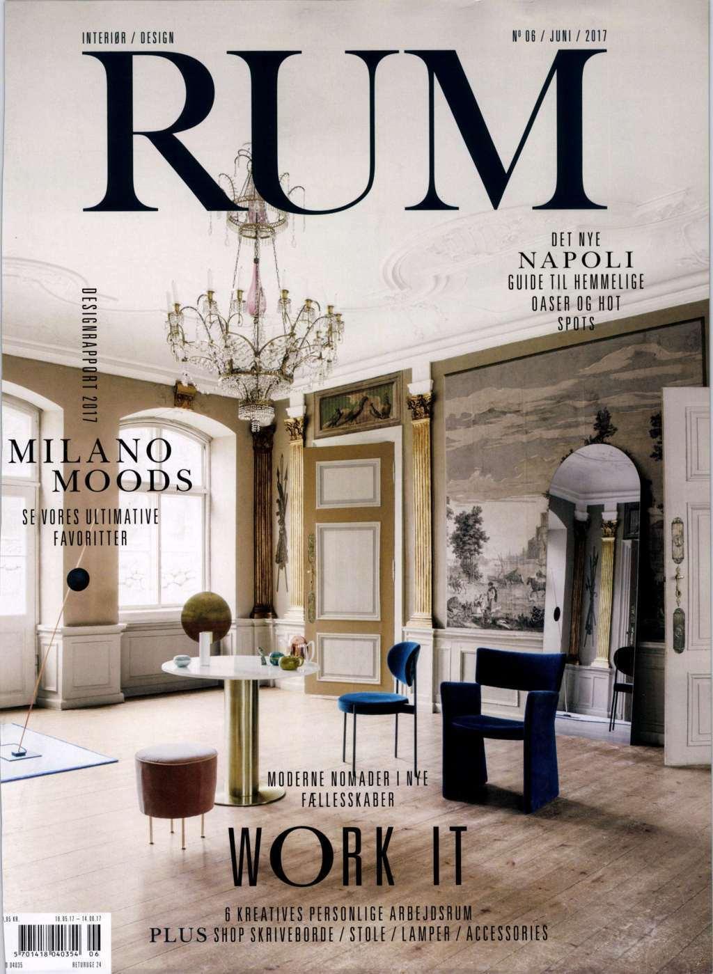 Rum Magazine Gebrder Thonet Vienna