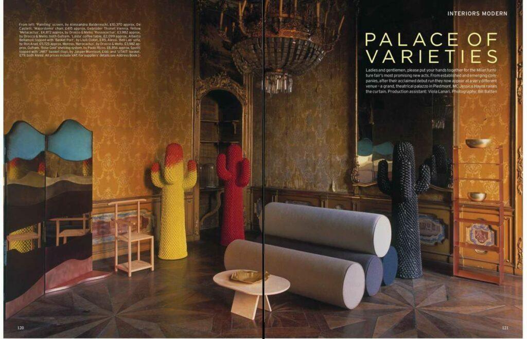 ... The World Of Interiors UK_MAJO
