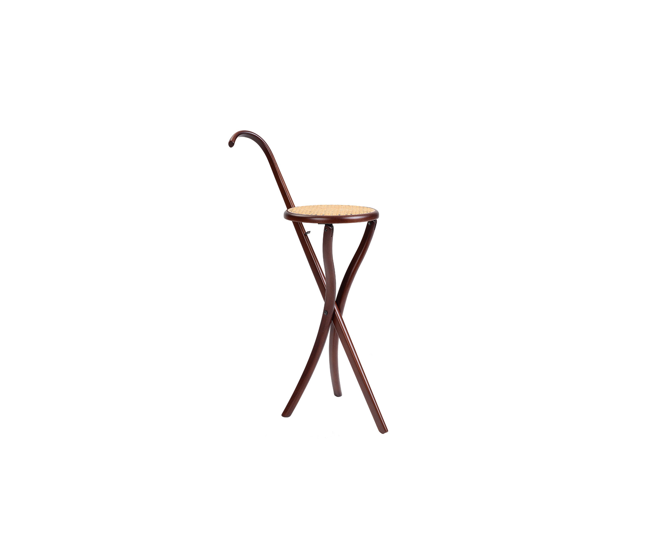 Thonet Stocksessel folding stool