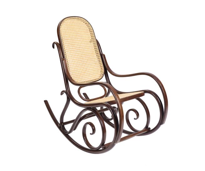 schauekelstuhl thonet rocking chair