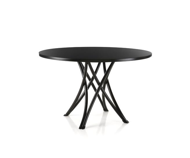 Thonet table rehbeintisch