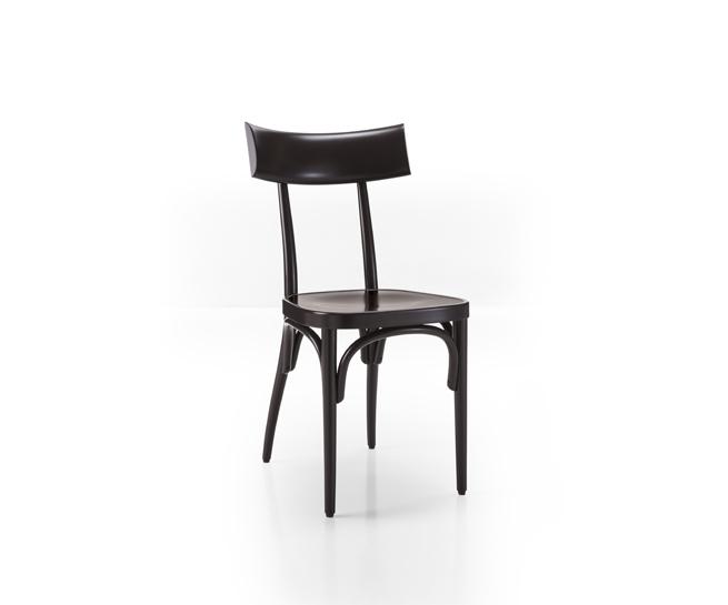 Thonet wood Czech chair