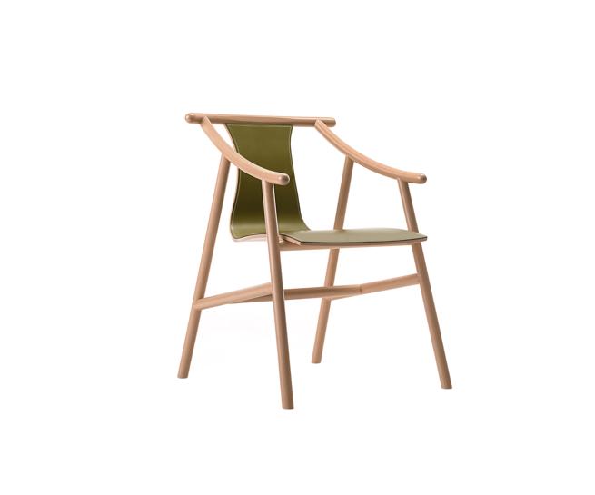 magistretti thonet armchair