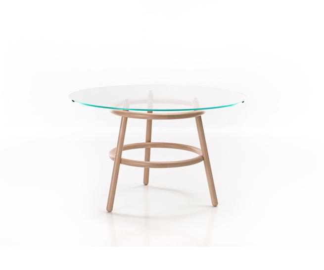 Thonet table Magistretti