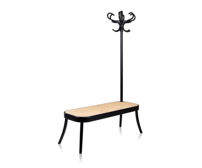 Thonet coat rack bench