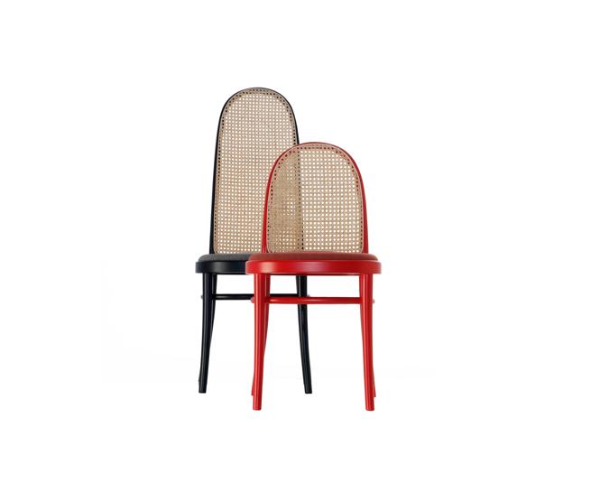 Morris GamFratesi Thonet wood chair