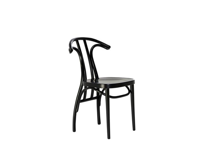 radetzky thonet wood chair