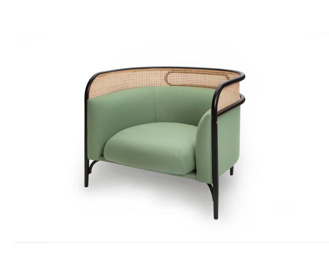 Targa Thonet lounge chair