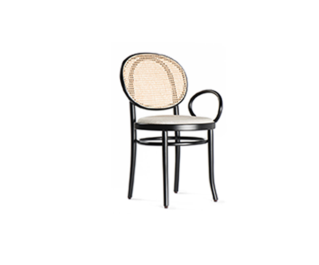nr.0 thonet wood and vienna chair by front duo