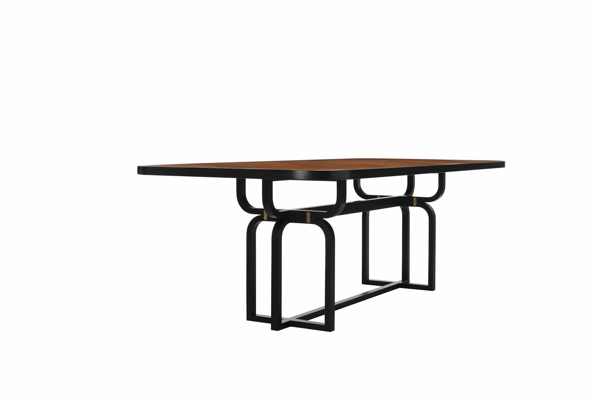 caryllon thonet dining table by cristina celestino
