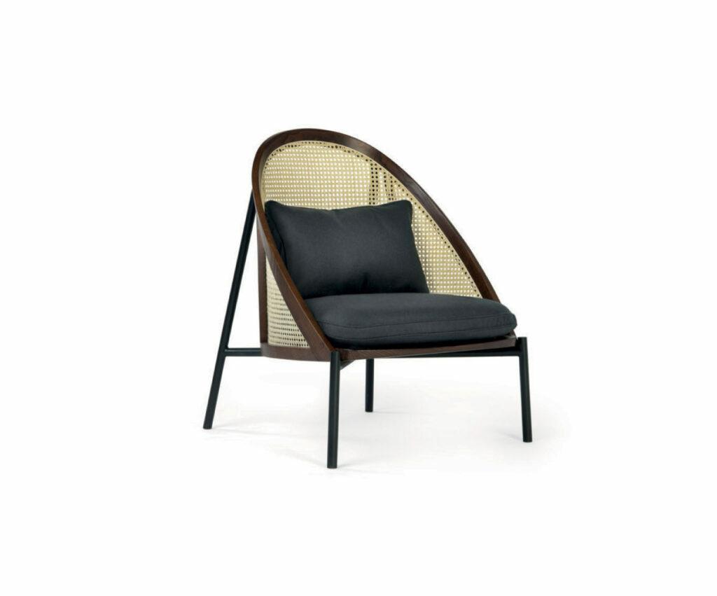 Loïe Thonet lounge chair chiara andreatti