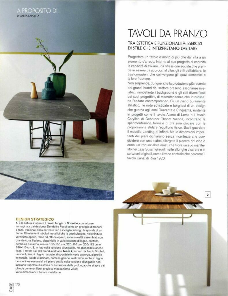 Case E Stili Design case & stili – gebrüder thonet vienna