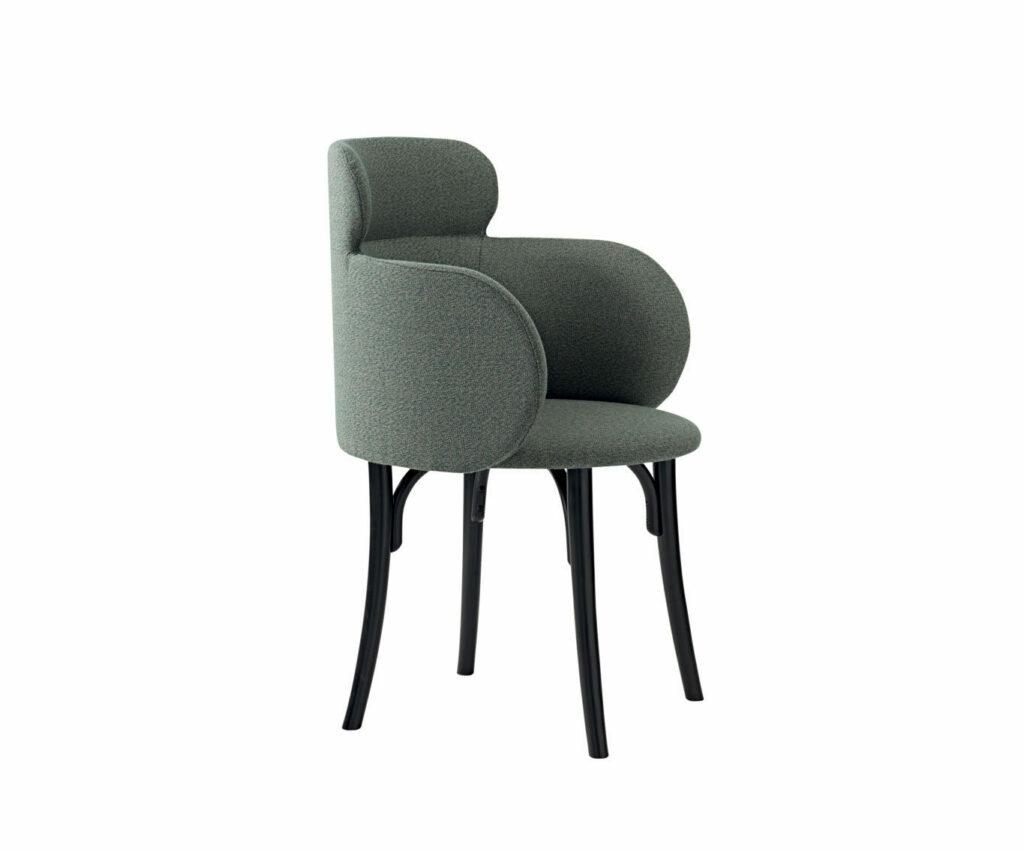 malit armchair by Gebruder Thonet Vienna