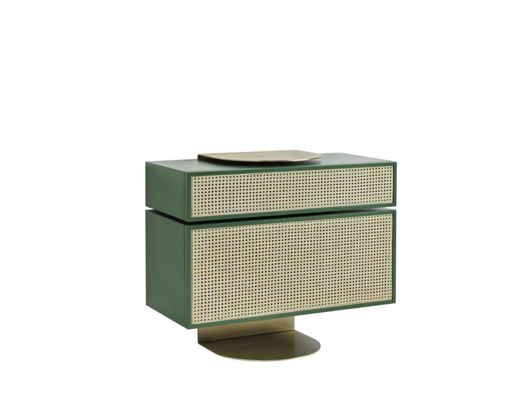 nyny drawers, thonet storage unit by storagemilano