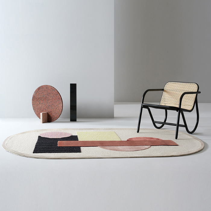 Around color rugs collection